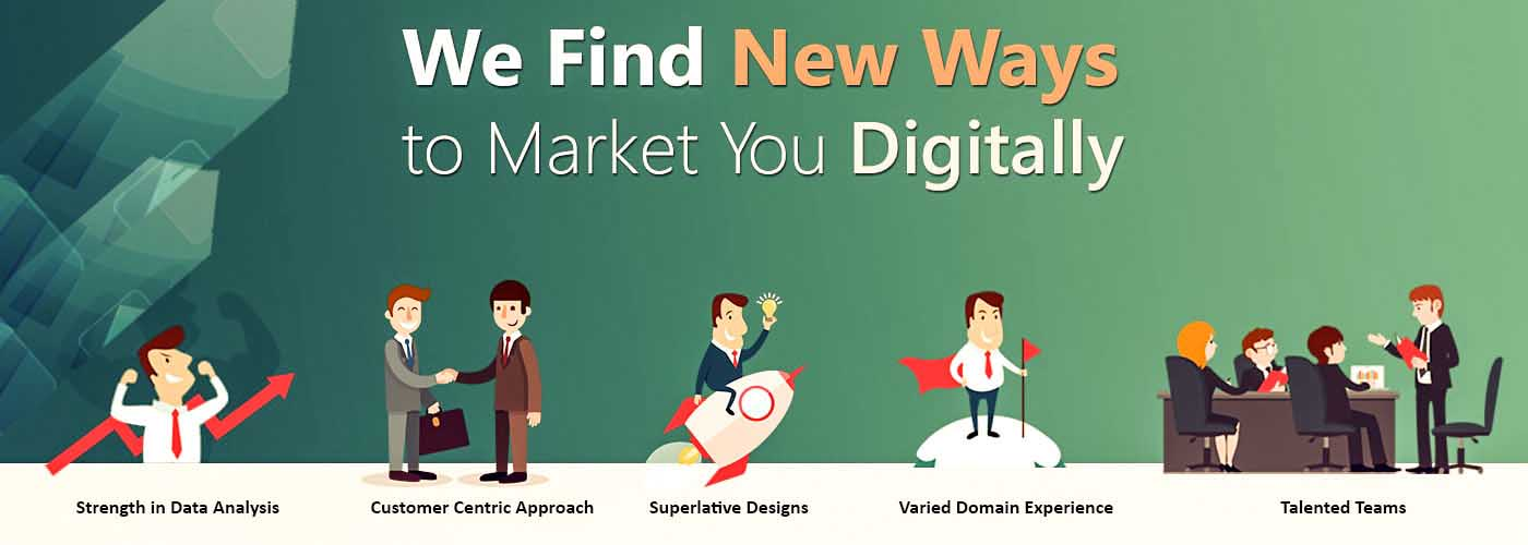 We are experts in creating custom web development and Website Designing