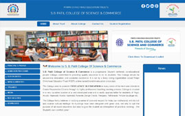 S B Patil College