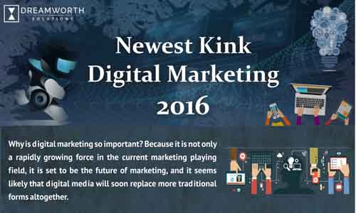 Newest Kink Digital Marketing 2016