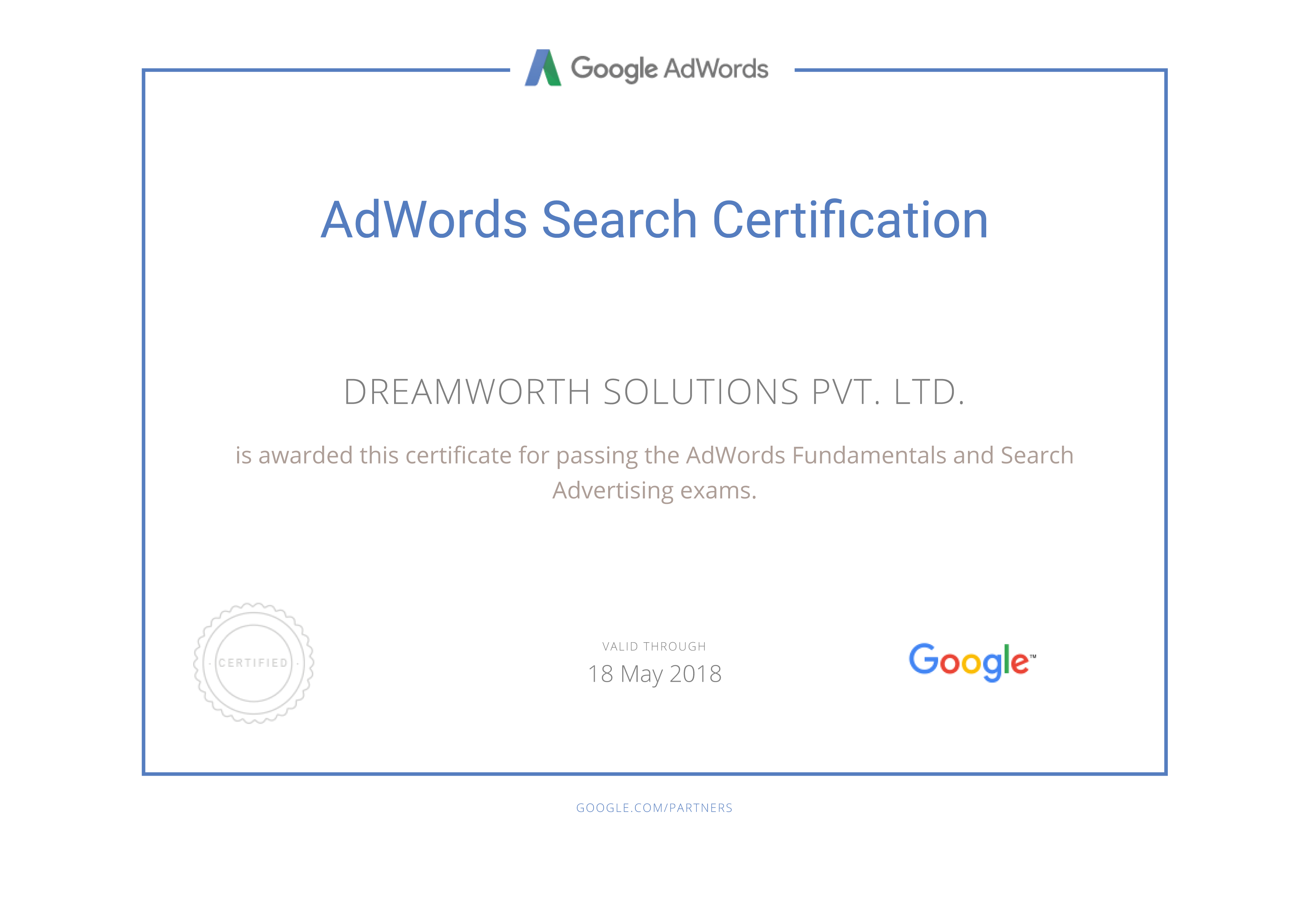 Dreamworth is the best digital marketing companies pune offering the advanced seo services in India