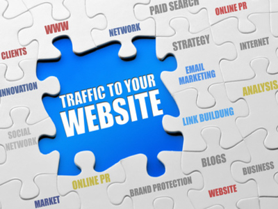 increase the traffic on your websites with the help of SEO services