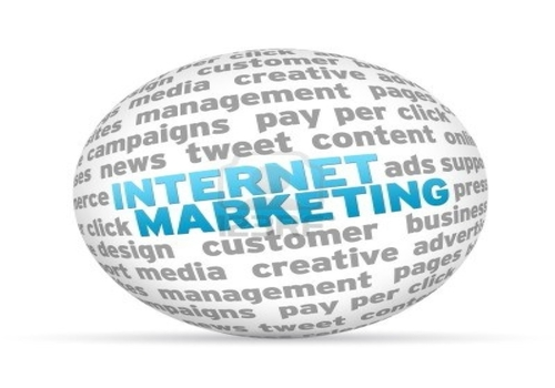 with the help of online marketing tools, one can easily target a higher range of audience to his ventures