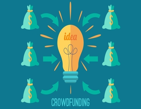 Switch to crowdfunding through the digital marketing services