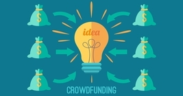 Crowdfunding is the emerging idea of online service