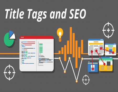 Title tags helps in increasing the ranking of your business at top in SEO serivces
