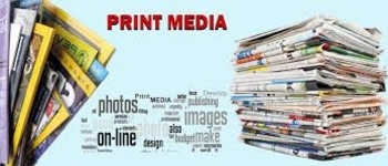 Advertise your services with the help of best print media services in Pune