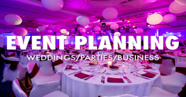Market your event with strong presence with digital marketing services