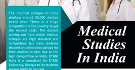 Get familiar with the reliable and preferred MBBS institute aboard