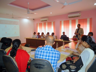 Faculty Development program at SBPIM