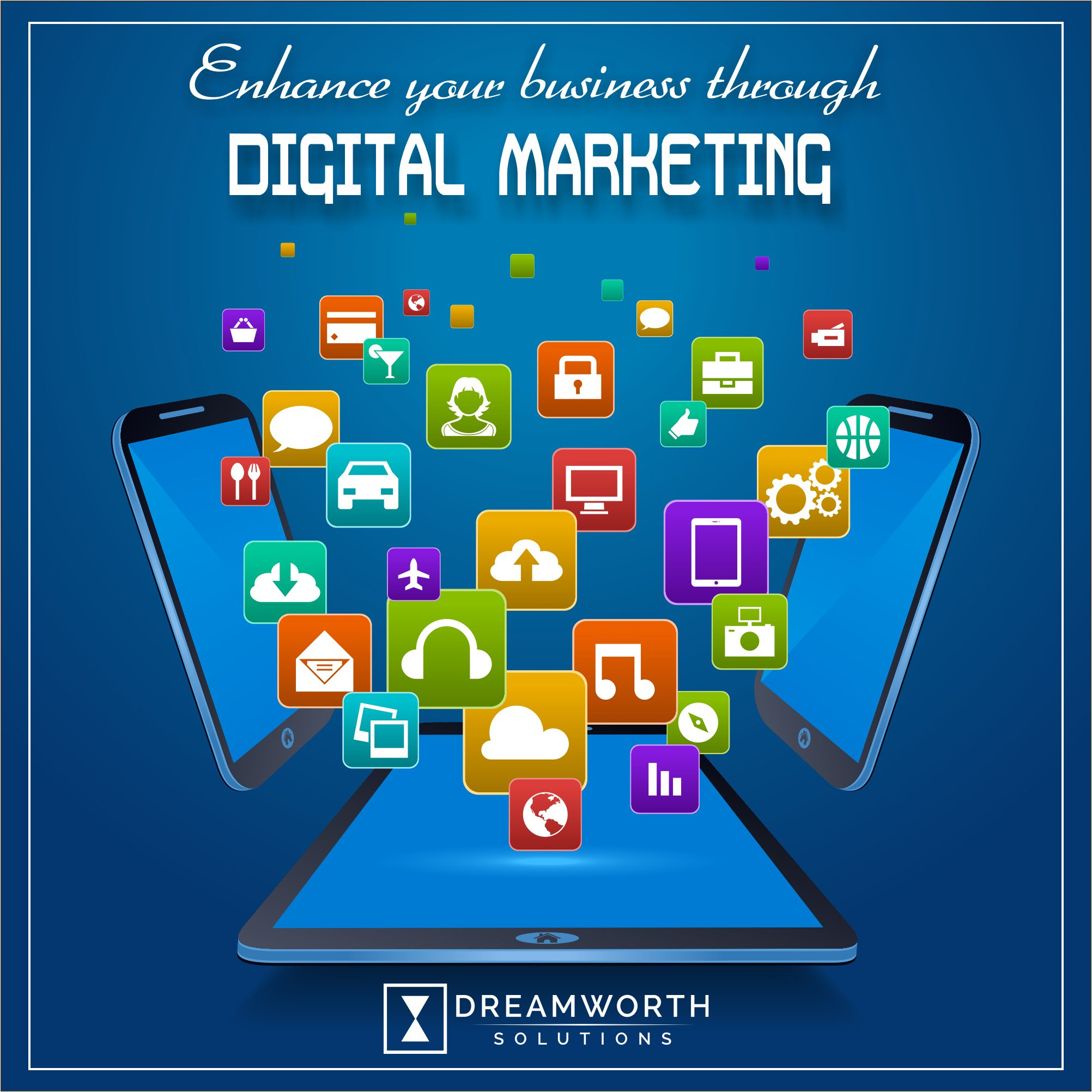 we offer innovative digital marketing solutions