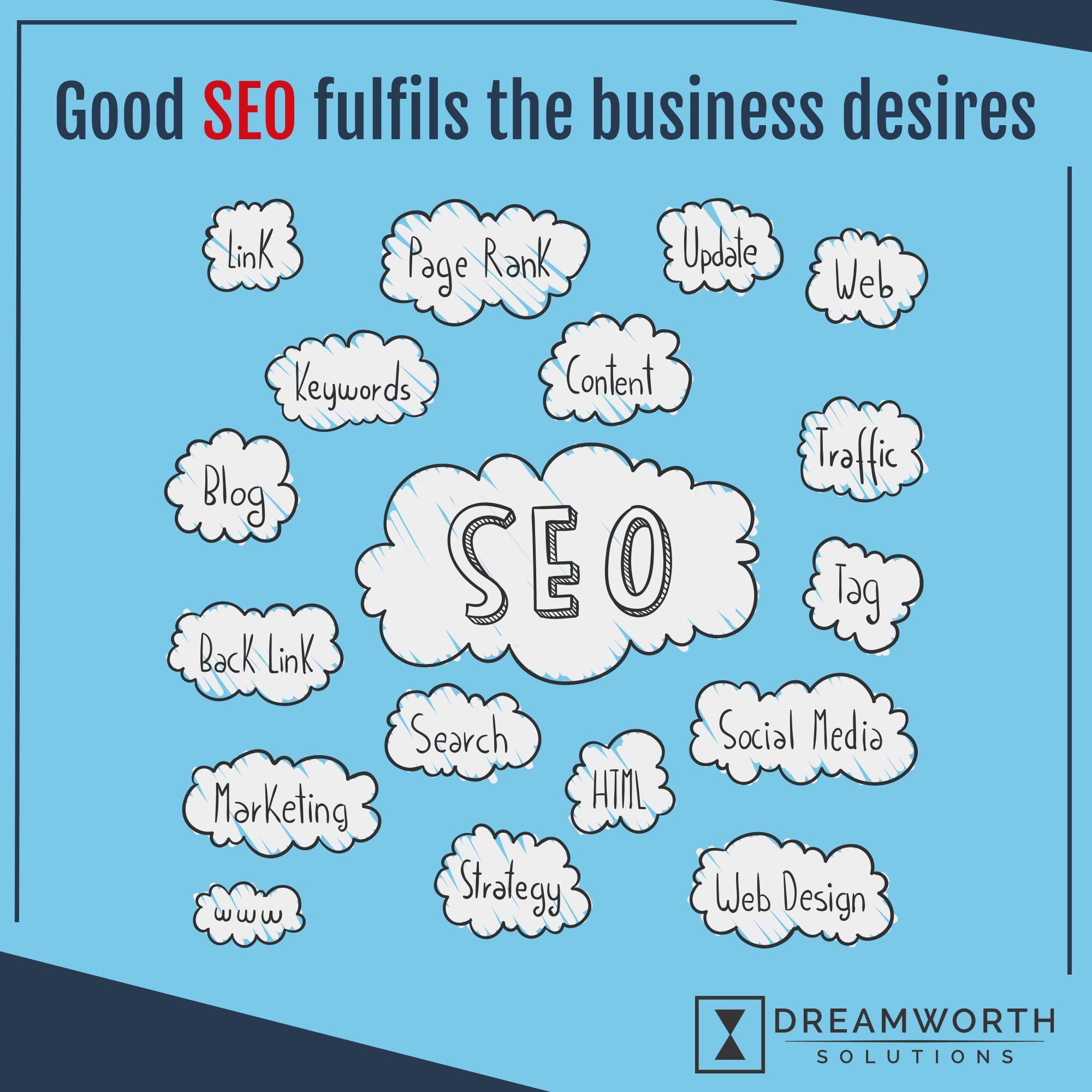 Dreamworth provide best seo services