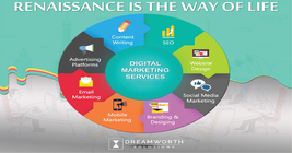 Dreamworth provides best digital marketing services
