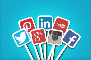 Social Media Features help you to connect with your customers.