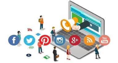 Some of the strategies for Digital marketing.