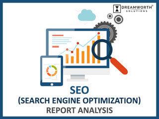 SEO analysis report