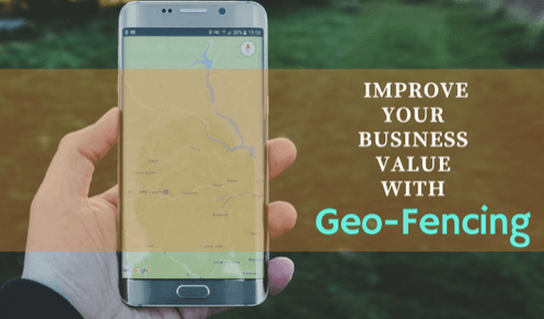 GEO Fencing Application marketing