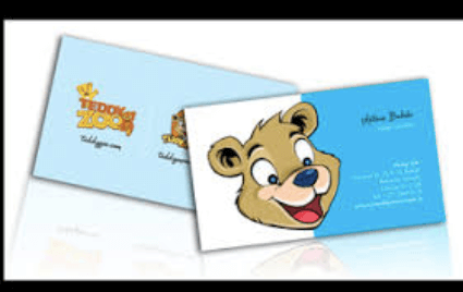 Visiting Card Design Company