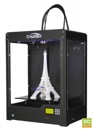 CreatBot DE Plus - Dual Extruders - 3D printer