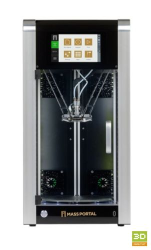 Mass Portal Pharaoh XD20 Delta 3D printer