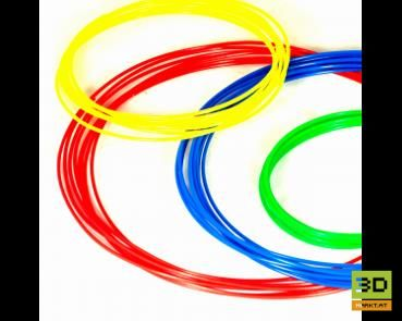Sample package REAL Filament 1.75mm ABS