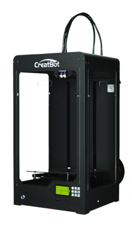 CreatBot DX Plus - Dual Extruders 300 x 250 x 520 mm