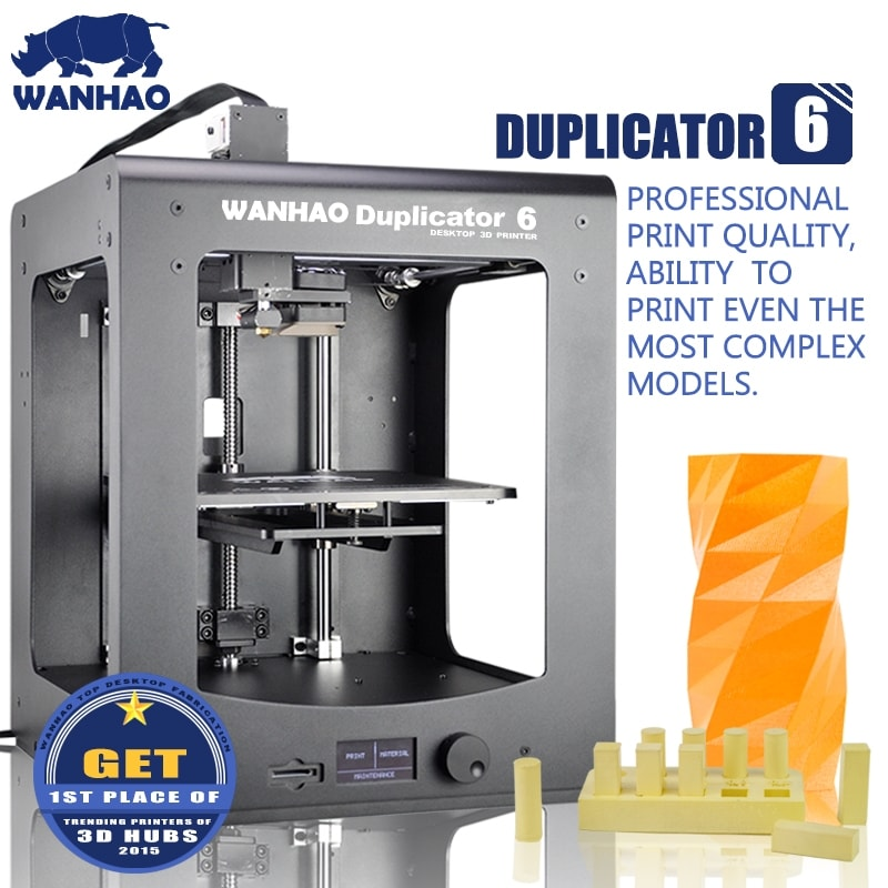 Wanhao Duplicator 6 inkl. Covers