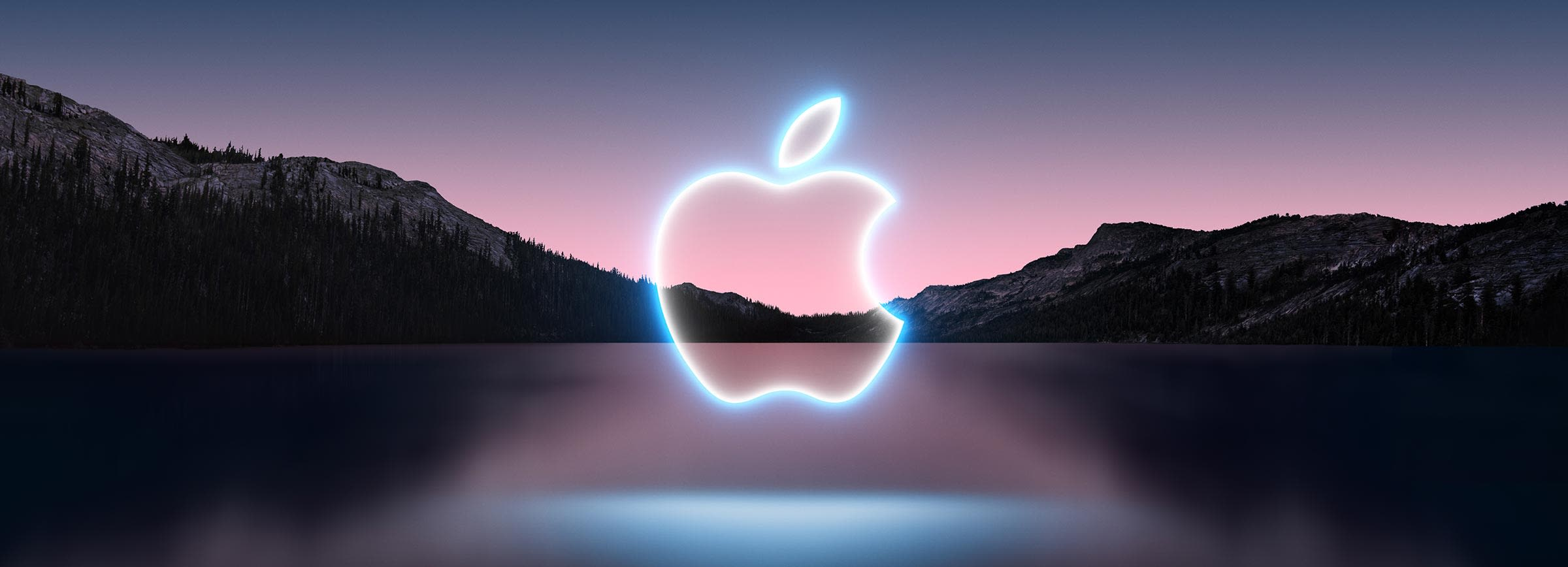 Apple logotyp.