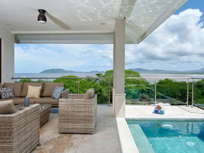 Enclave House in Tamarindo Costa Rica
