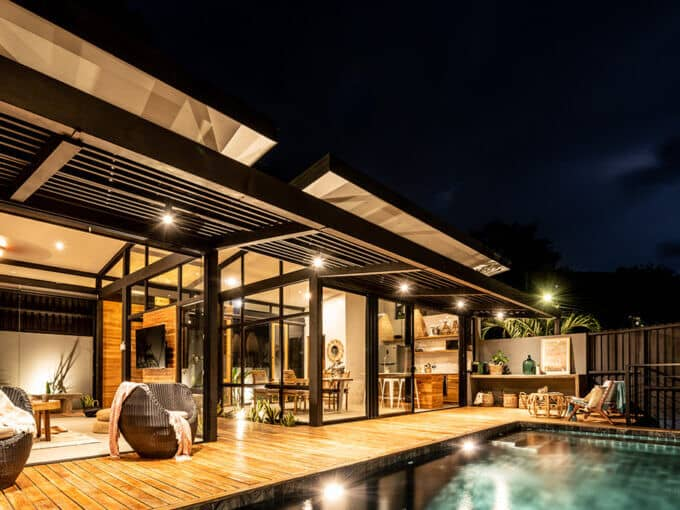 Casa Negra Luxury Villa in Tamarindo Costa Rica