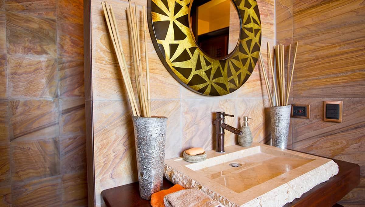 casa bali bathroom sink tamarindo