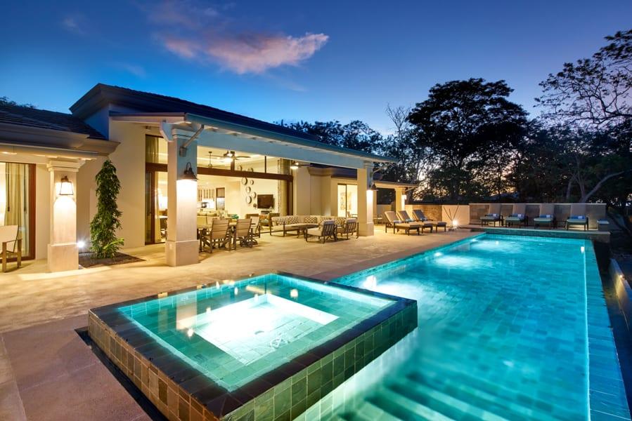 Punto San Francisco Home. Tamarindo Costa Rica.Architectual Photography