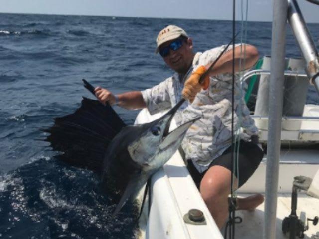 Capullo Sportfishing Tamarindo