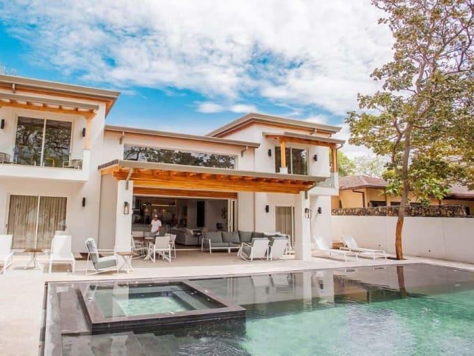 Casa Perla Tamarindo Costa Rica