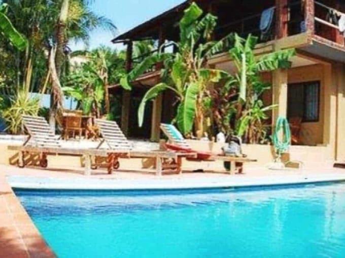 Casa Neptuno Langosta Costa Rica