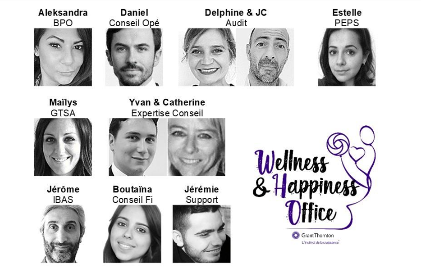 Equipe WHO - Wellness and Happiness Office