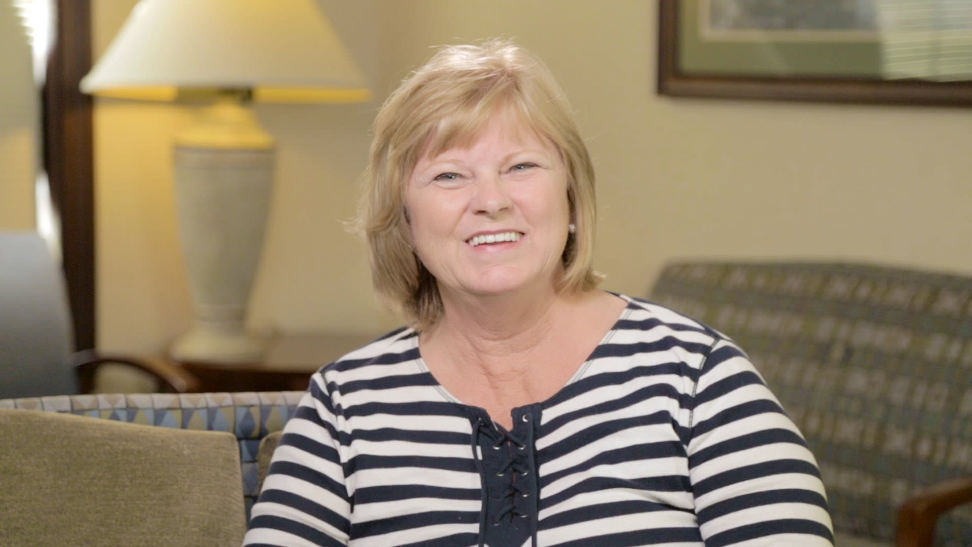 Kay Had a Bone Graft and Dental Implants Placed