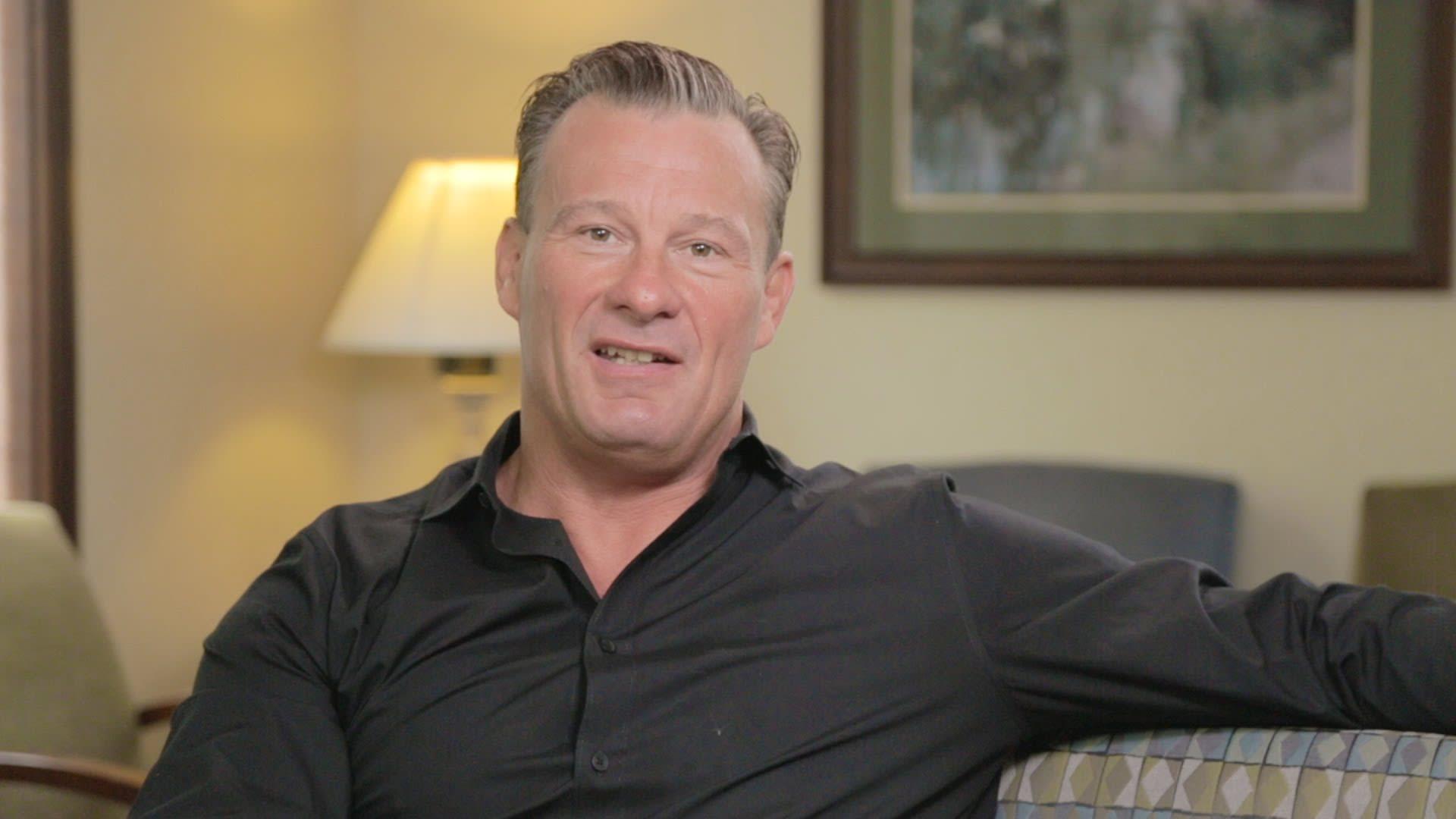 David Had a Bone Graft and Dental Implants
