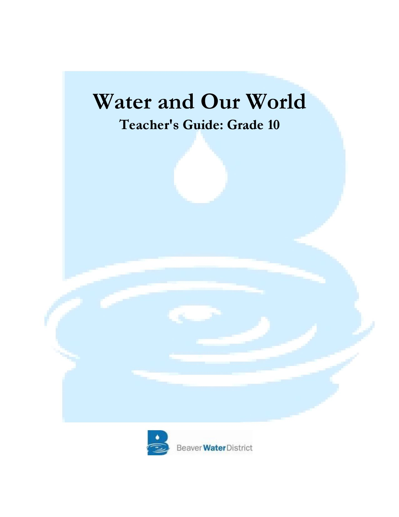 Complete Teachers Guide