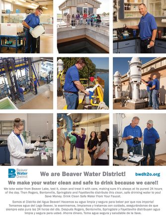 We are Beaver Water District