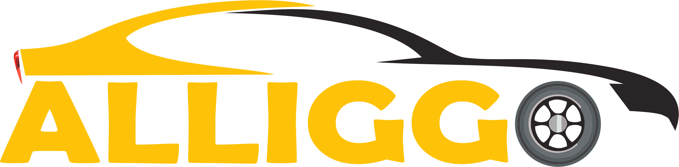 Alliggo Car Rentals Logo