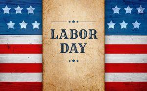 44695526 - labor day banner
