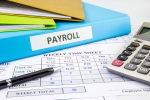 payroll during disaster