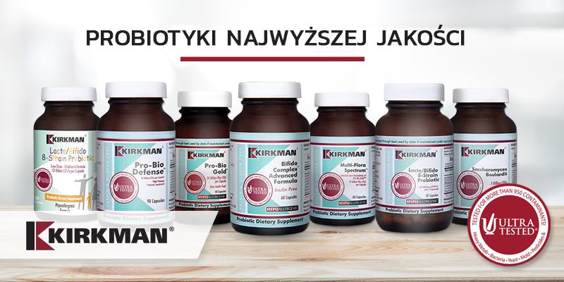 Kirkman Probiotyki