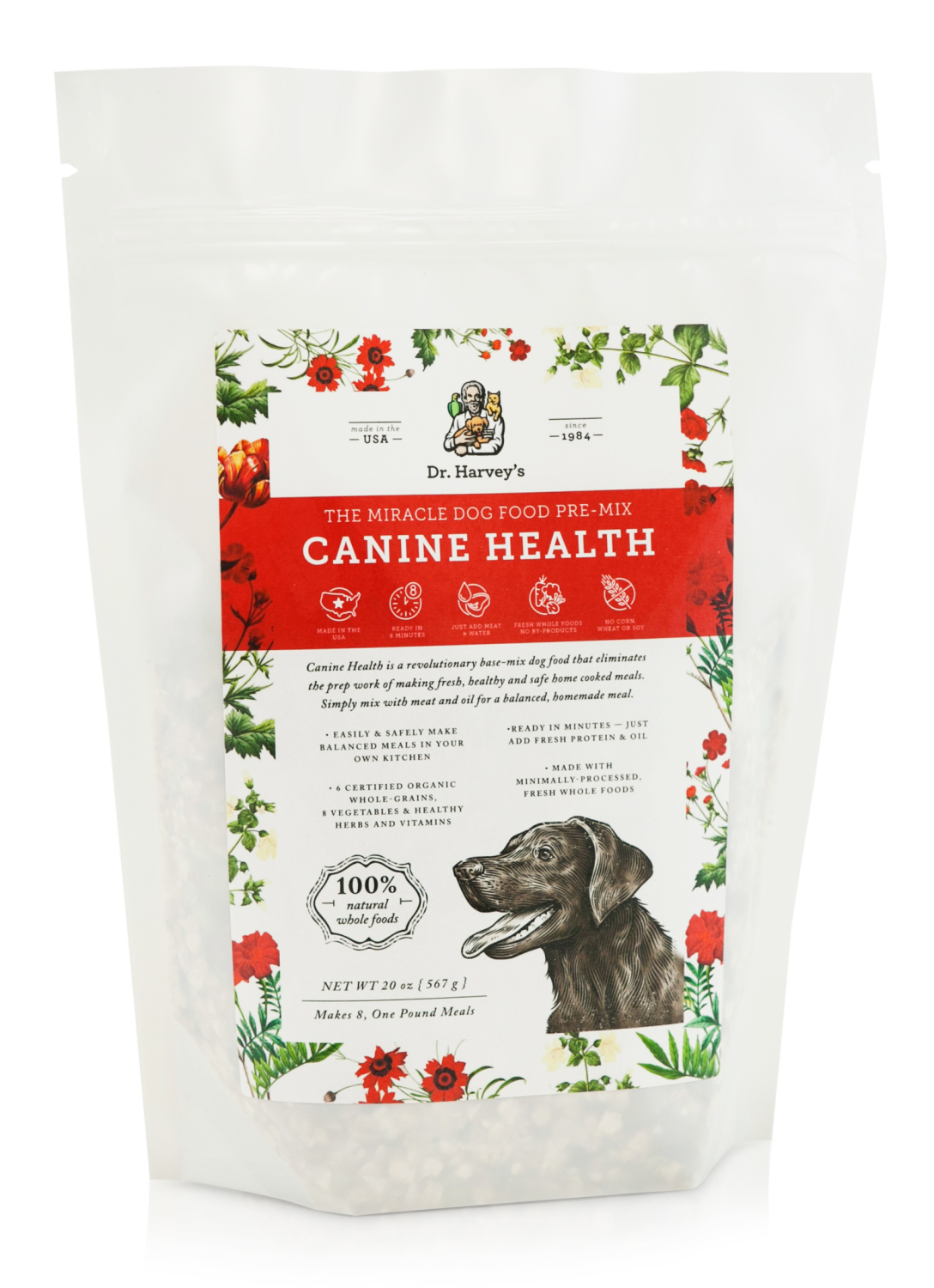 Canine Health for Dogs | Dr. Harvey's