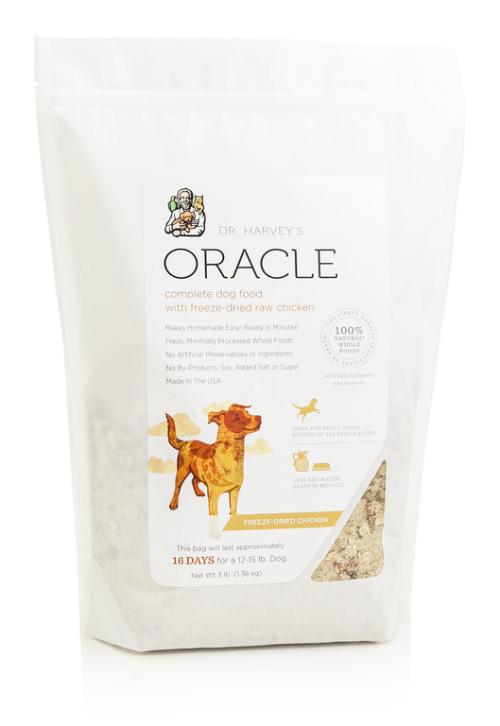 Oracle chicken