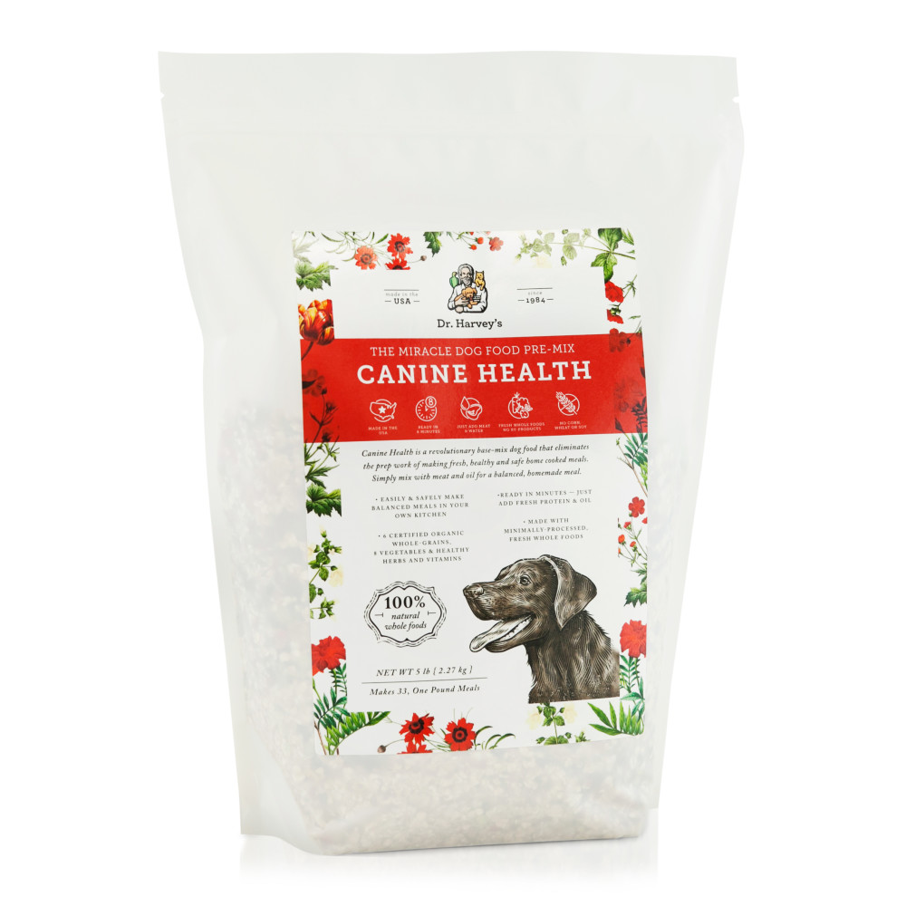 Dog Bag Food Harvey