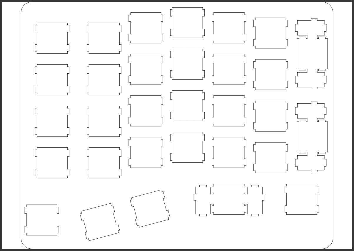 CAD File Generate from Builder
