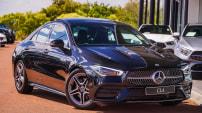 Mercedes-Benz CLA-Class 2020