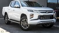 Mitsubishi Triton 2021