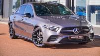 Mercedes-Benz A-Class 2021
